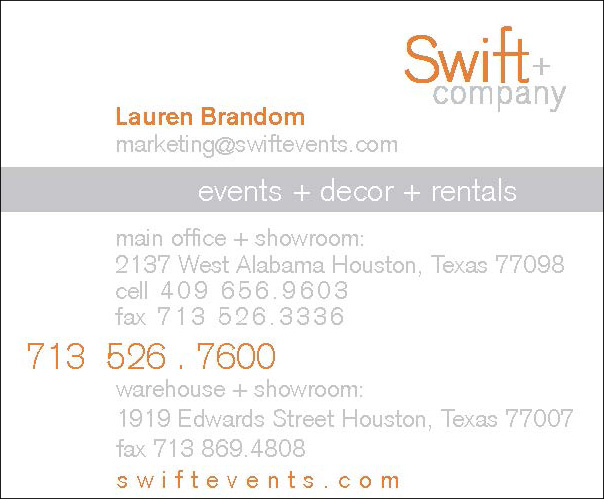Business Cards - Offset Printing