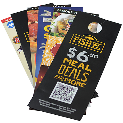 If Youre New To The Area Door Hangers Are A Great Way Invite Your Neighbors Come And See What All About Long Established