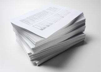 Waivers, forms, contracts, black and white, printing, quick form, fast, mcconnell printint, winter park, colorado