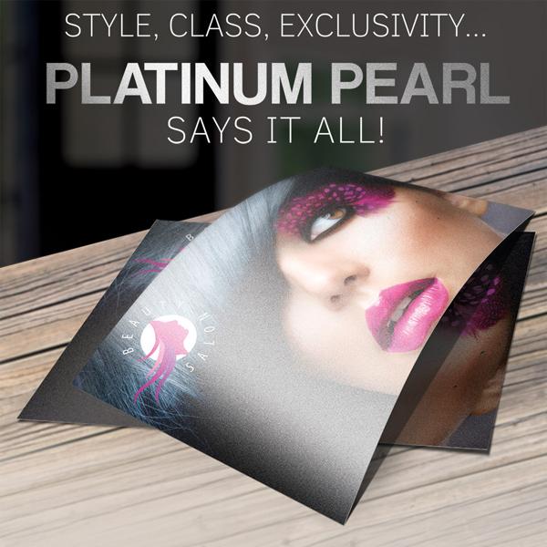 pearl metallic white stock
