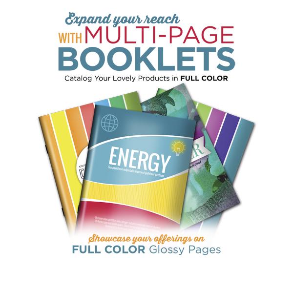Digital - Short Run Booklets