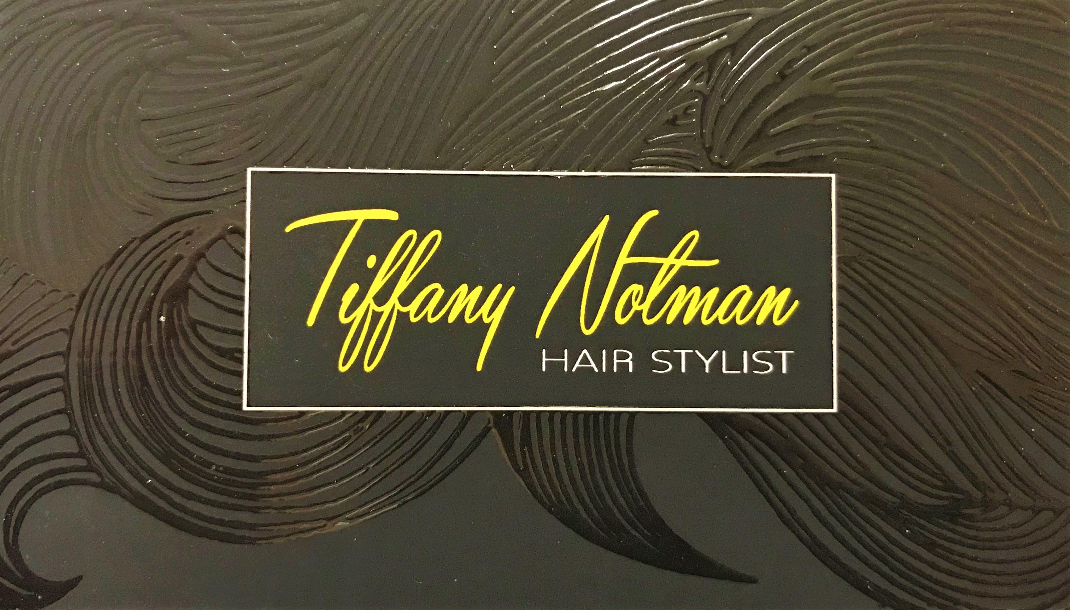 raised spot uv business card tiffany notman
