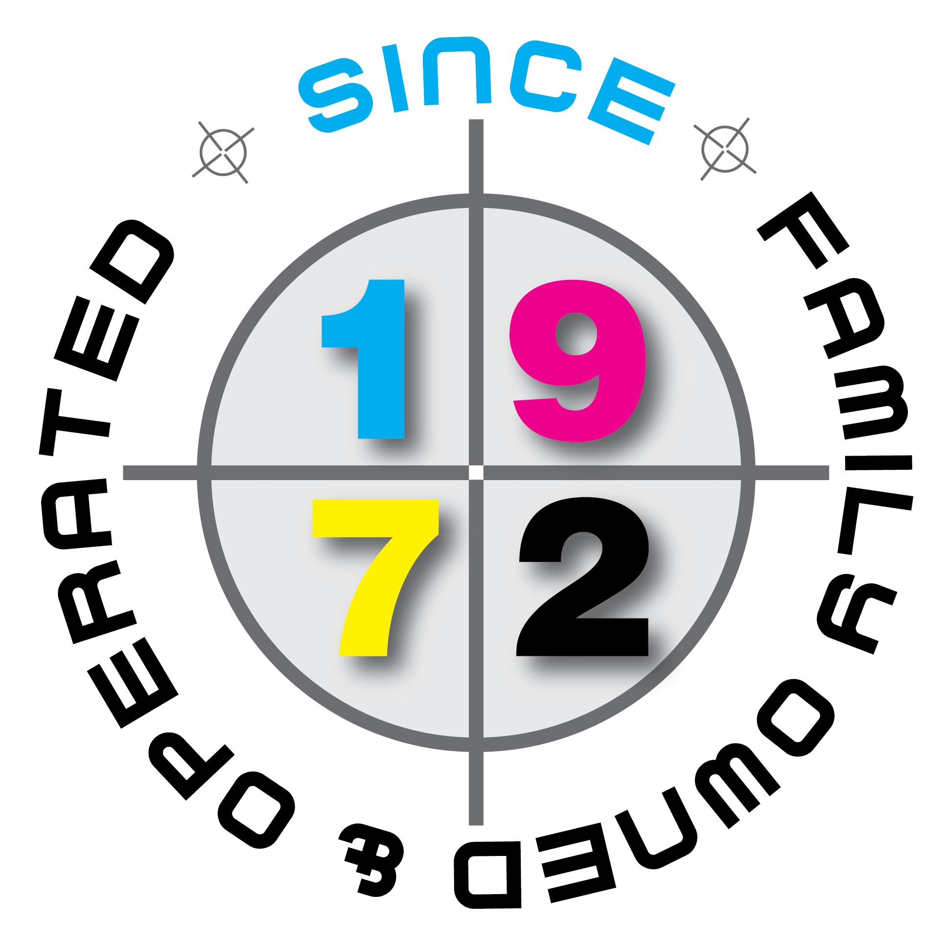 since 1972 bobs printing