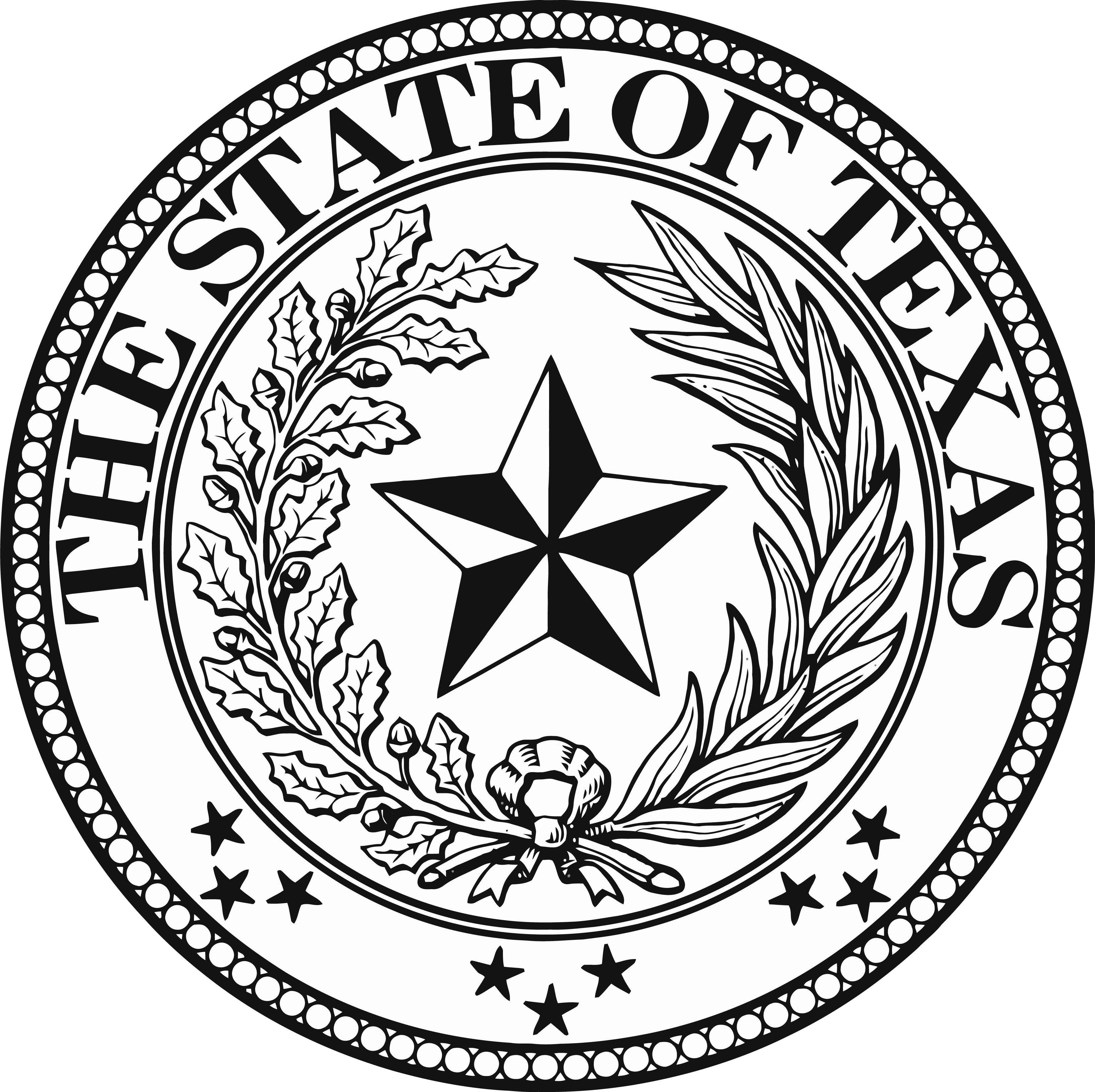 State License Stamps (Texas)