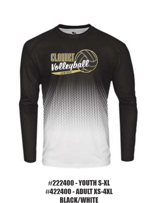 Long Sleeve T (Youth & Adult)
