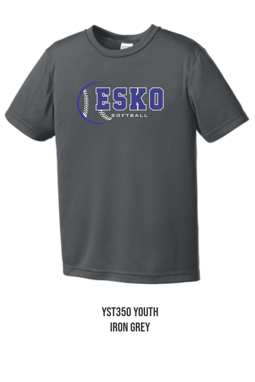 YST350 YOUTH IRON GREY