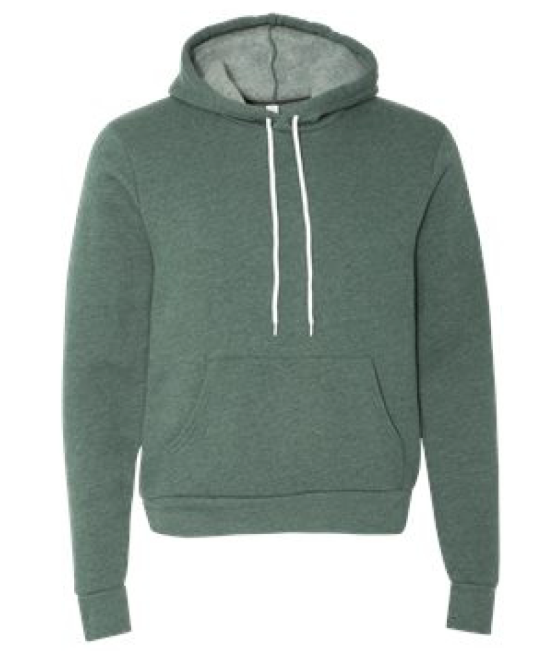Bella Canvas Unisex Sponge Fleece Hoodie - 3719