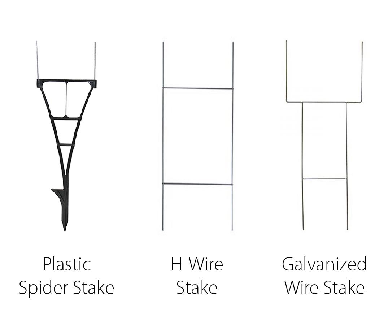 stake samples
