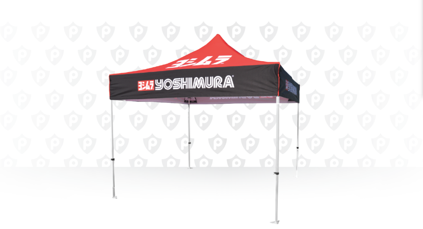 Dye Sublimated Canopies