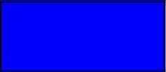 On screen blue