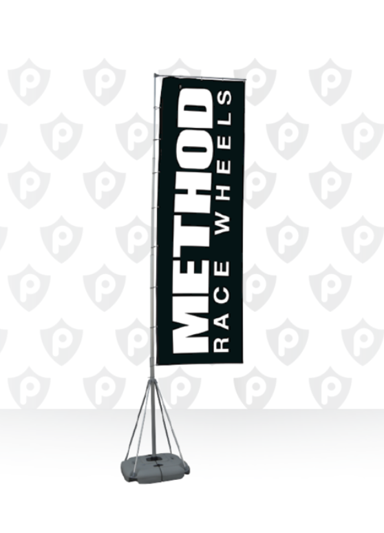 Flagpole Banner