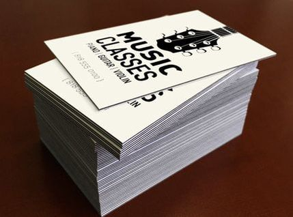 Business Cards - Edge Cards