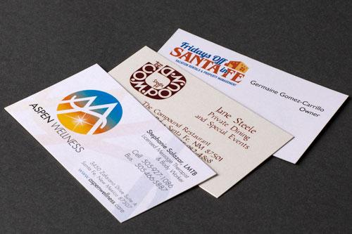 Custom Digital Business Cards