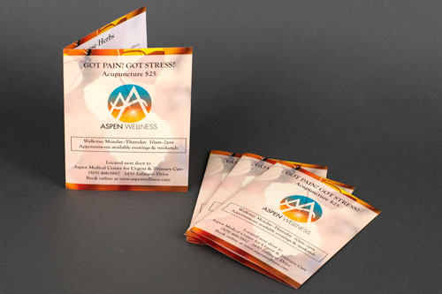 Brochures & Flyers - Custom