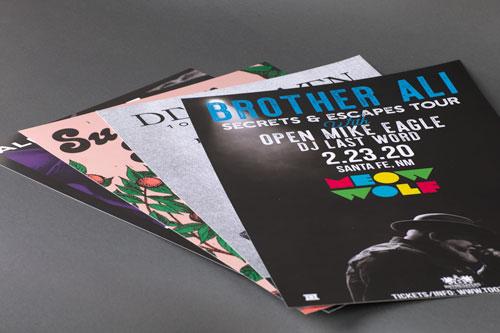 Posters - Digital