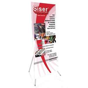 Banners - X Frame Stand