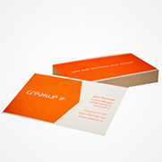 Business Cards on 100# Uncoated