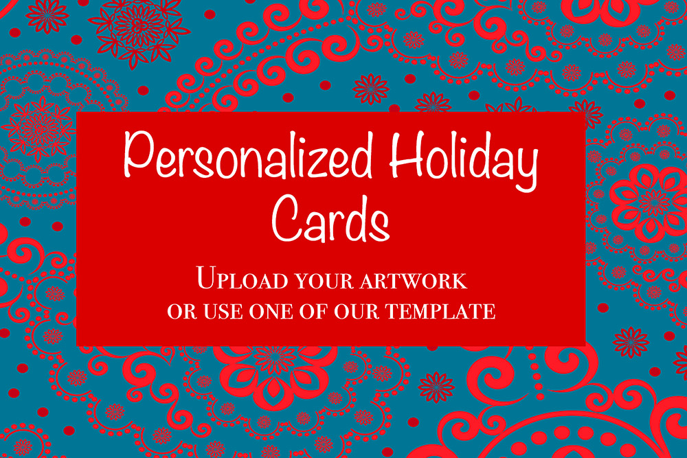 Holiday Cards Promotion