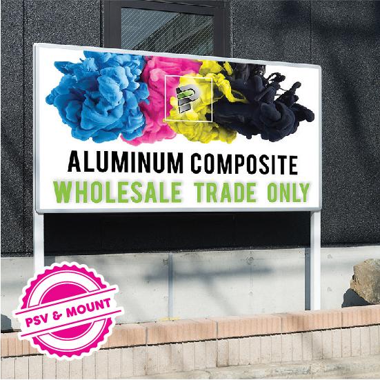 Aluminum Composite PM 550