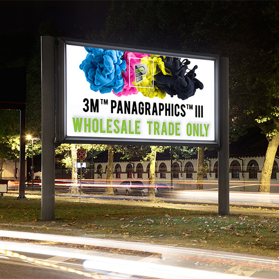 3M Panagraphics III Sign Production