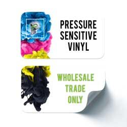 Economy Pressure Sensitive Vinyl