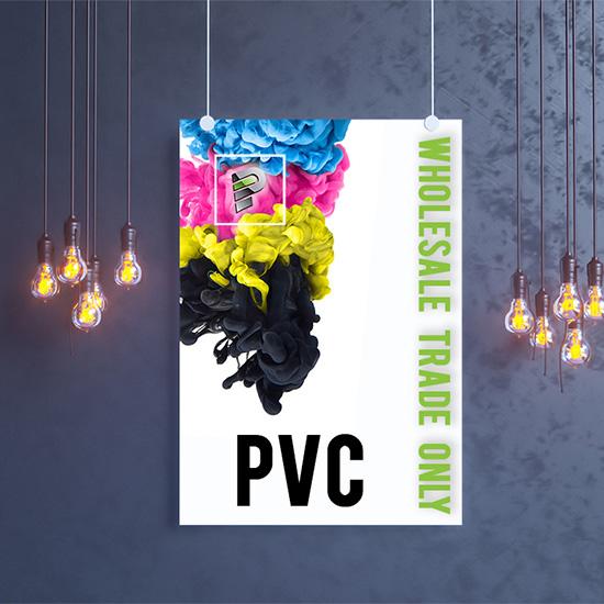 PVC SIgn Production