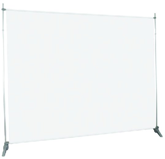 Telescopic Banner Frame