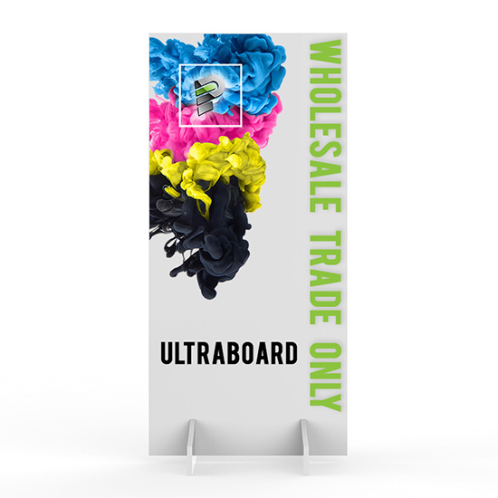 Ultraboard Sign Production