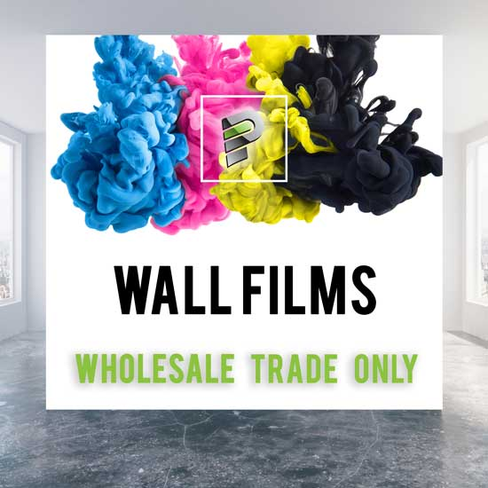 Wall Films Sign Production