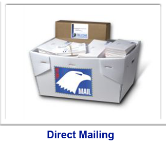 EDDM Direct mailing at Broward Printing