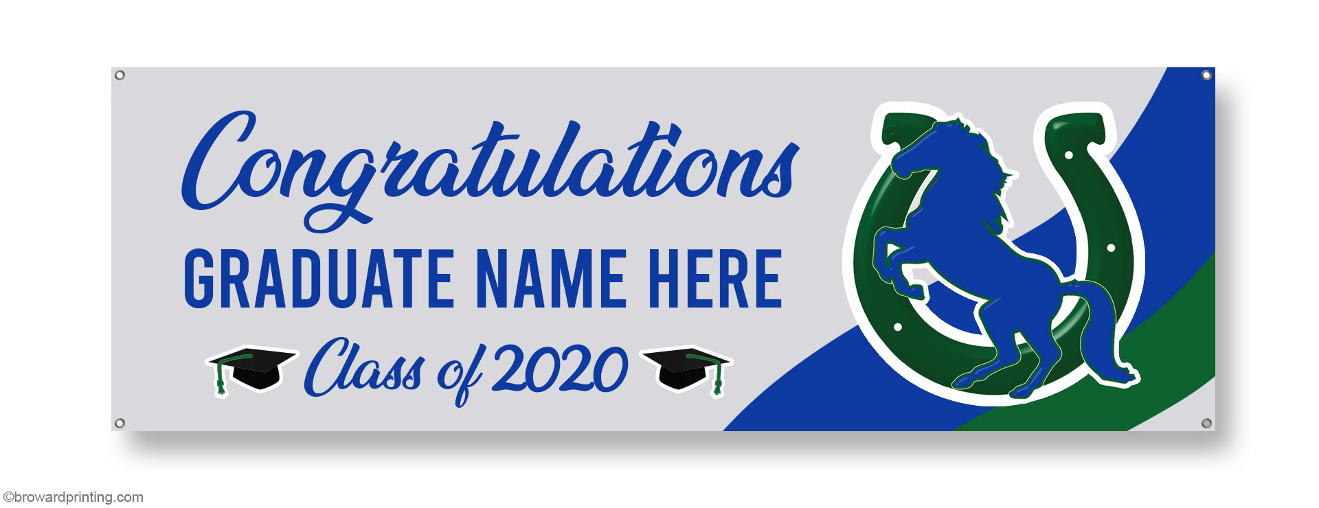 CSHS graduation banner 1