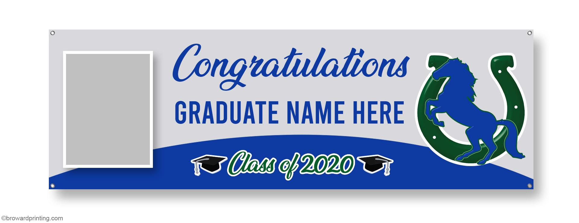 CSHS Photo Graduation Banners