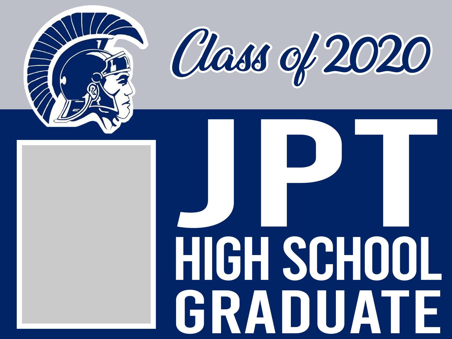 JPT graduation 18x24 magnet