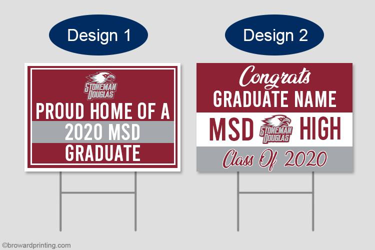 MSD Yard Signs