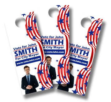 Broward Printing, campaign door hangers