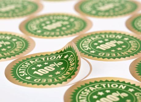 Stickers at Broward Printing