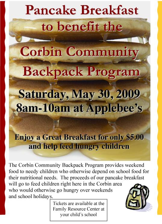 Pancake&Breakfast_Poster