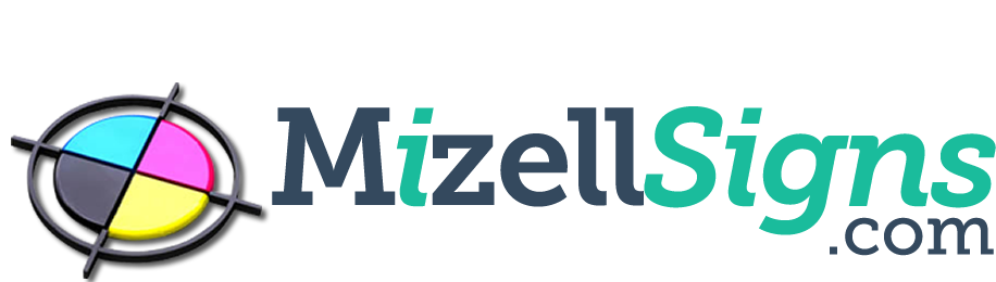 Mizell Signs Logo