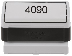 rubber stamp 4090