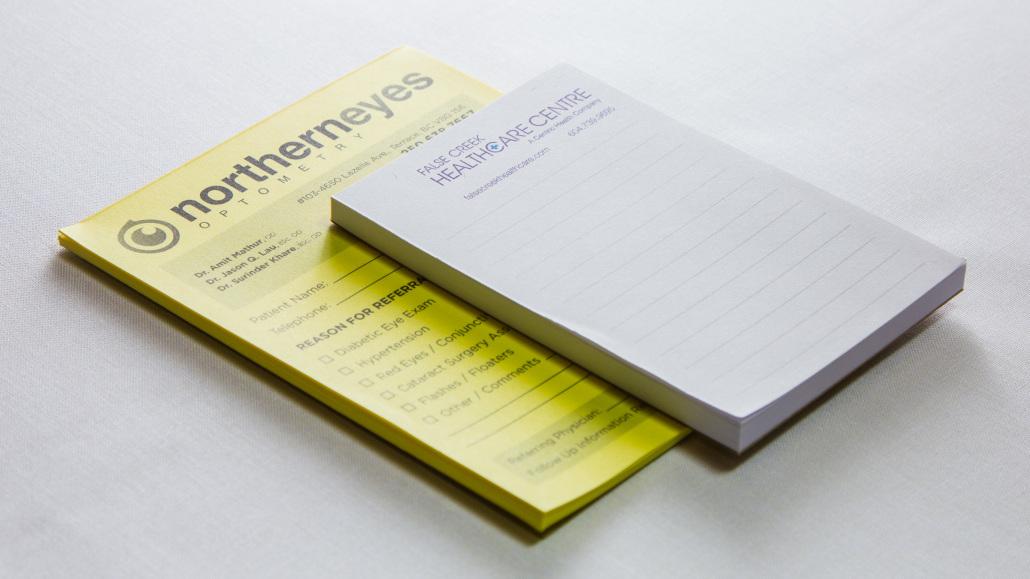 BW notepad 2