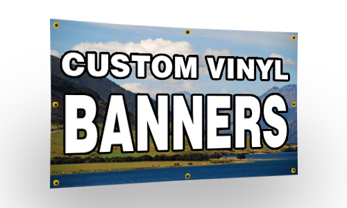 Vinyl Outdoor Banners