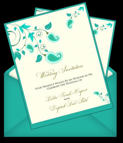 Custom Invitation Cards