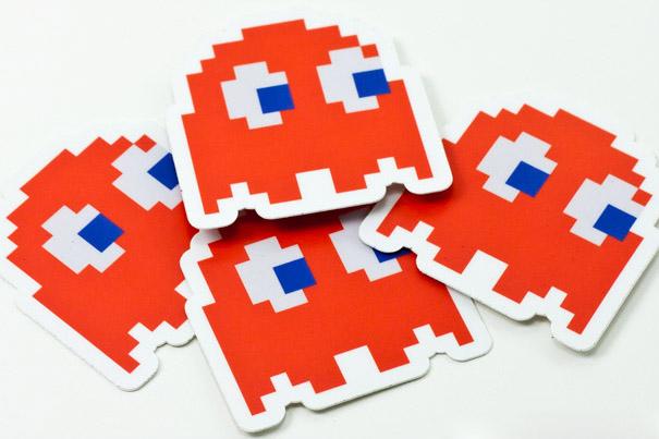 The Copy Shop  Custom Die Cut Stickers - Custom die cut stickers vs regular stickers