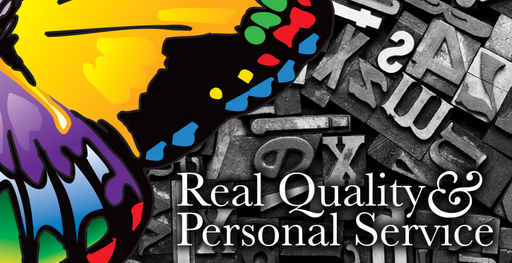 Real Quality & Personal Service