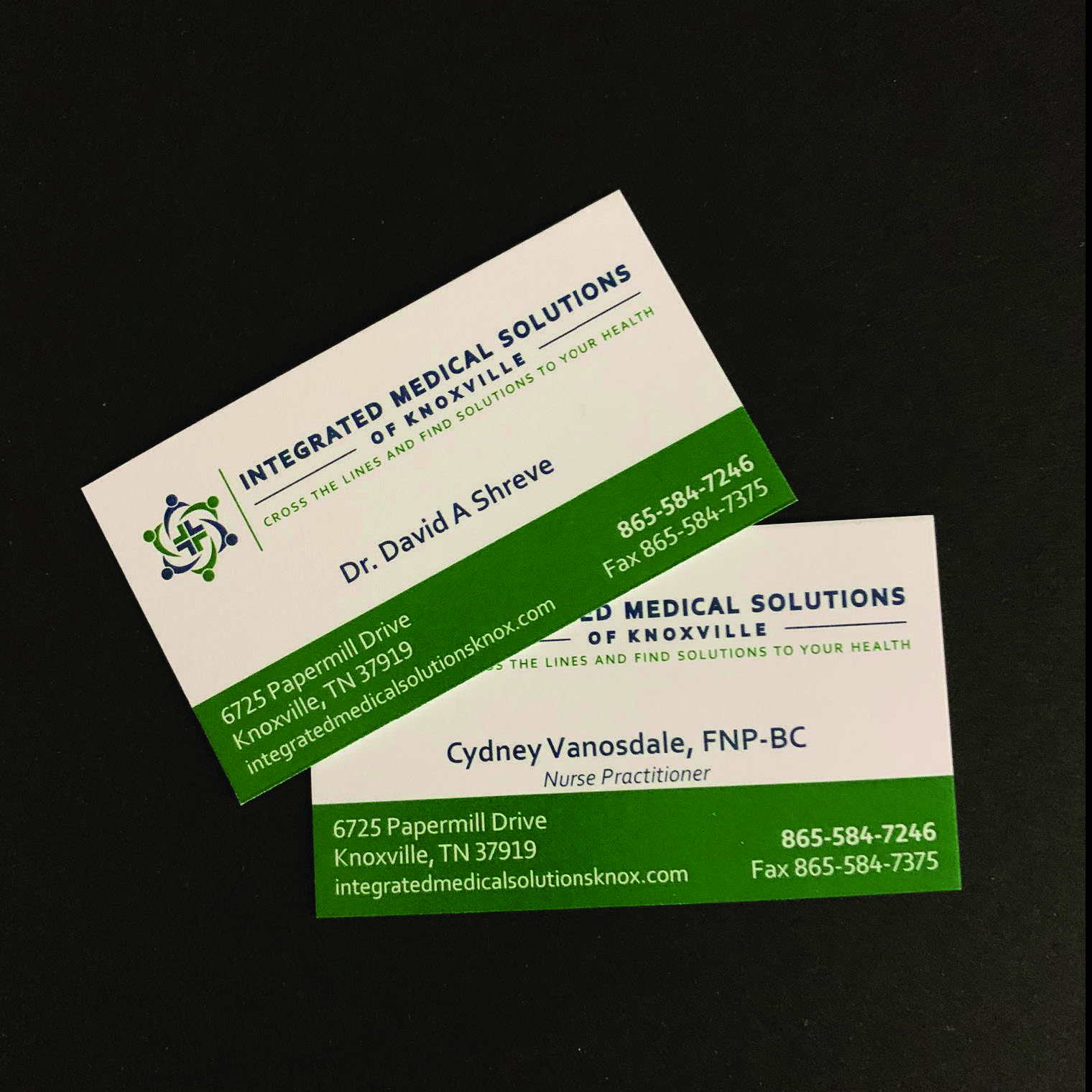 Business Cards 1 - Standard