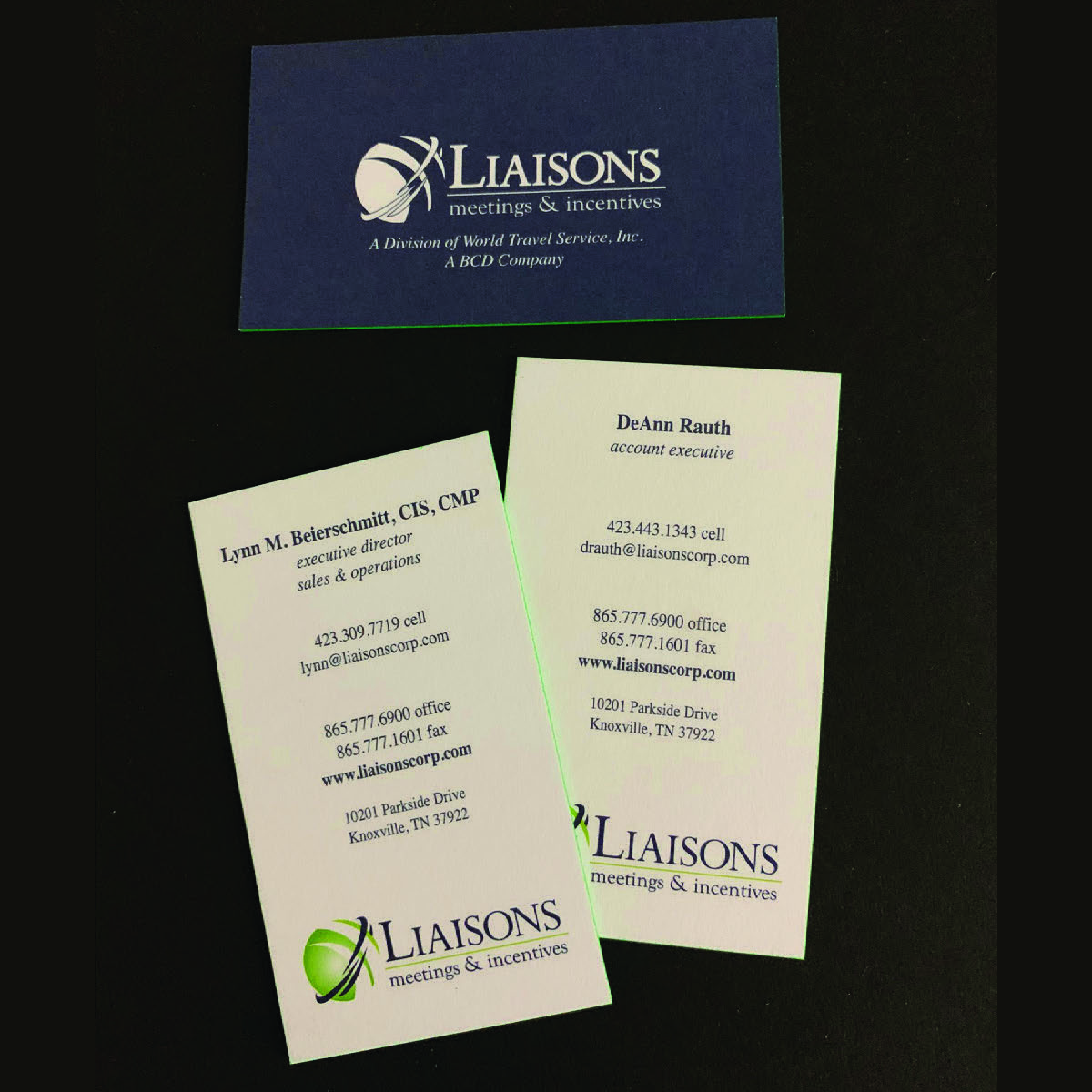 Business Cards 3 - Speciality