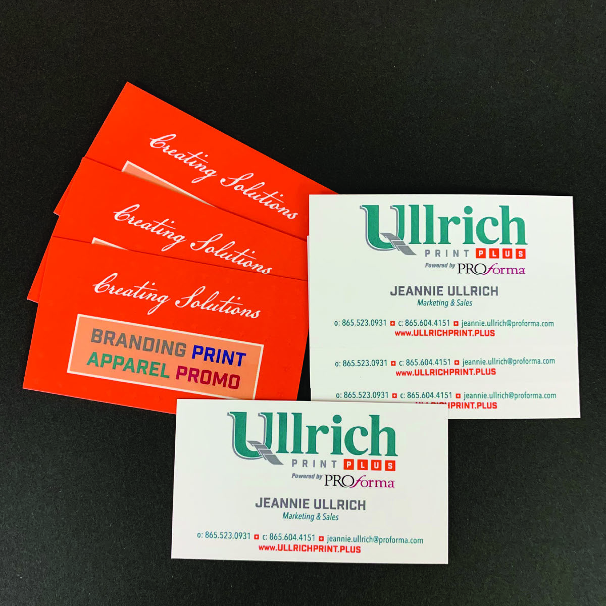 Business Cards 2 - Premium