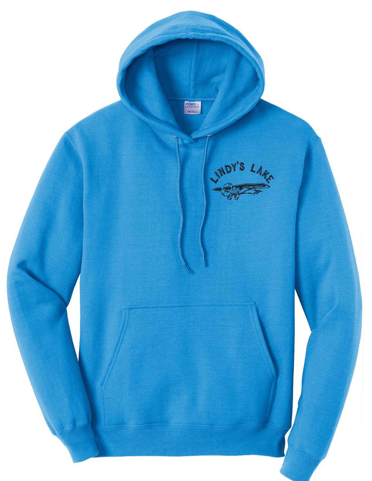Lindy's Lake Pullover Hoodies
