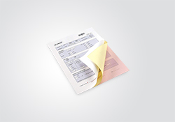 NCR Forms - 2 Part