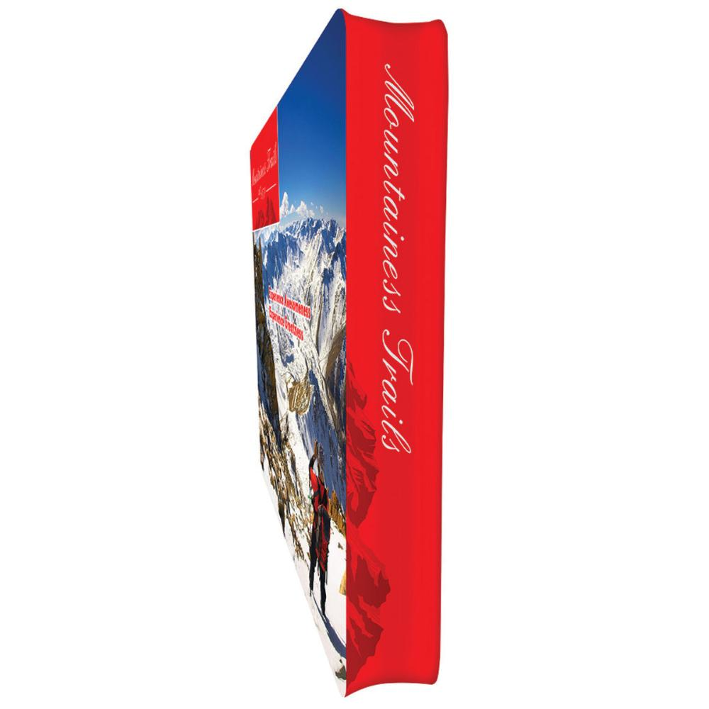 Boss Print Design 183 Easy Tube Displays Curved